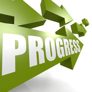How to write a brief progress report